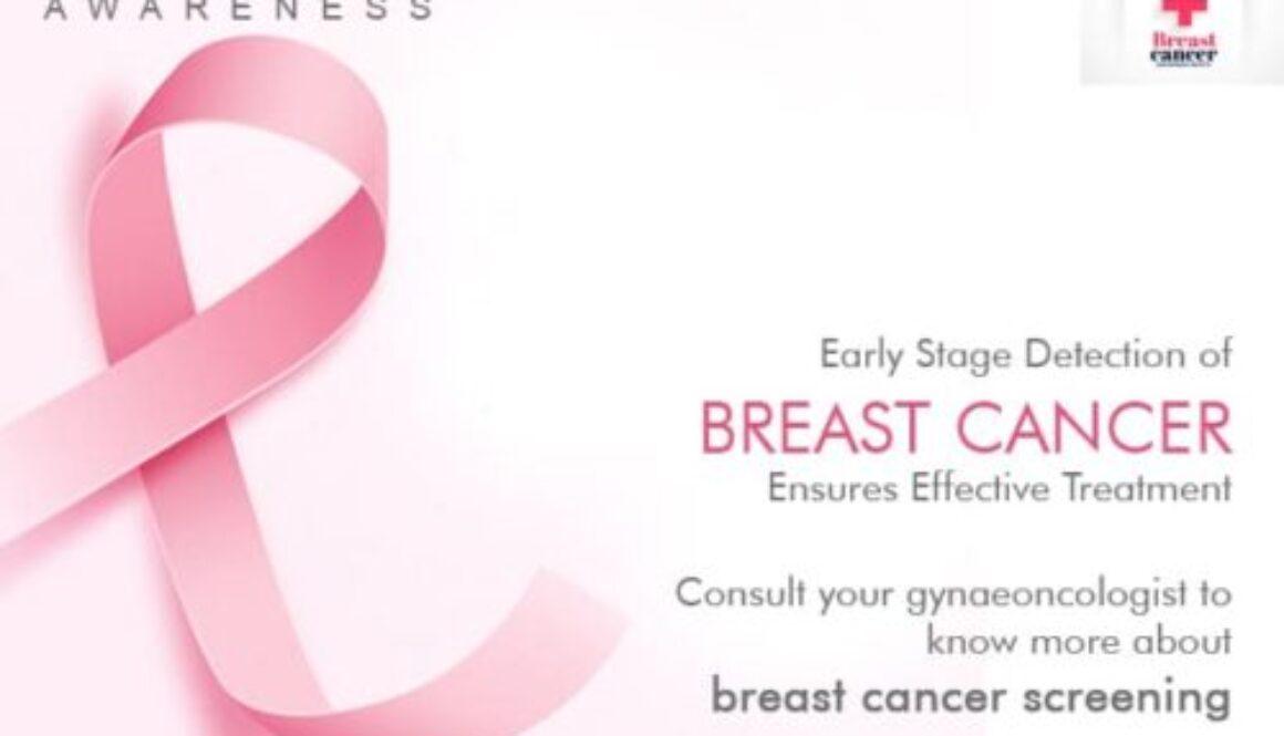 Breast cancer screening in Hyderabad