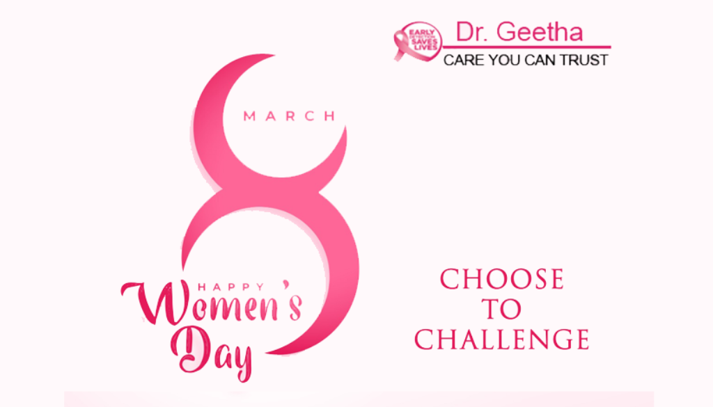 Choose to Challenge the Diseases Unique to Women