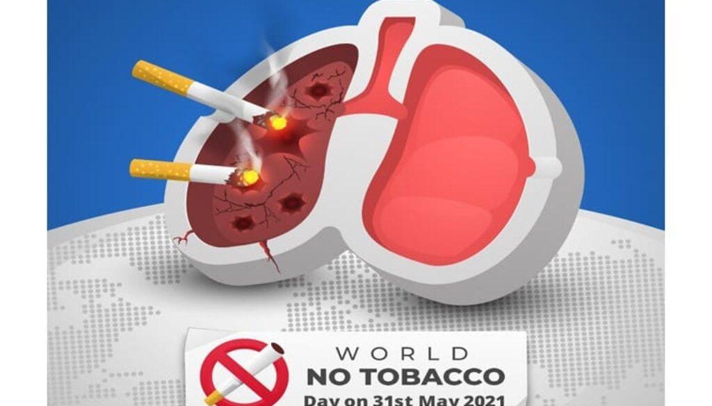 World No Smoking Day 2021